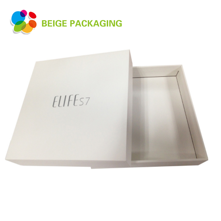 Exquisite electronic product packaging box