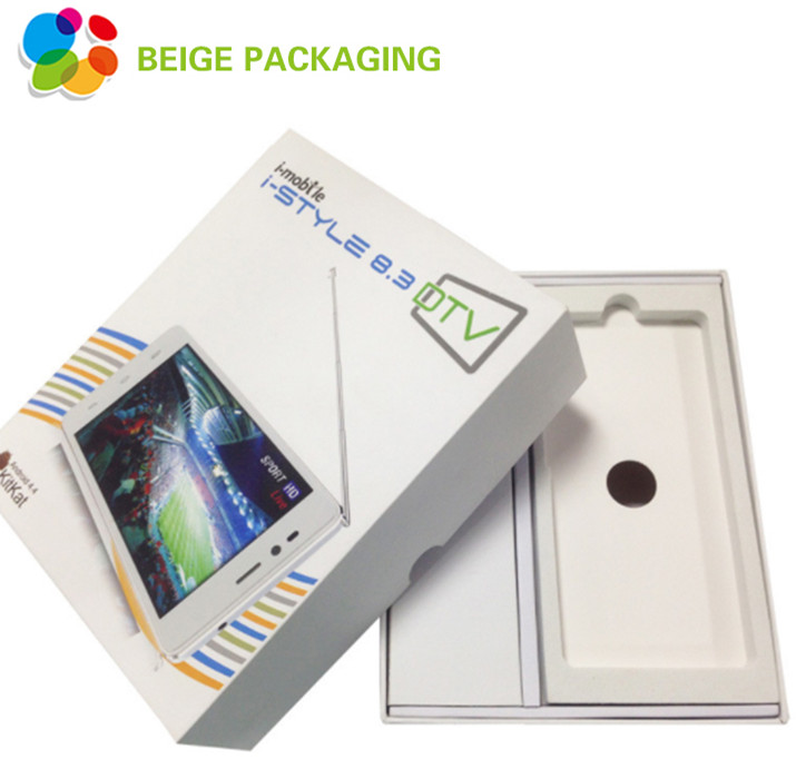 High hardness of electronic product packaging box