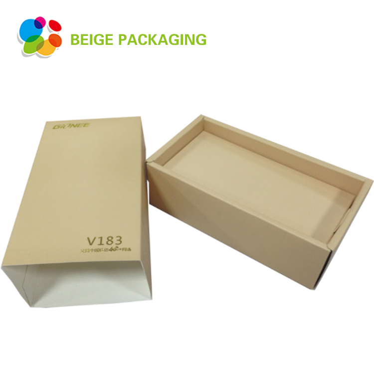 Customized mobile box electronic packaging box
