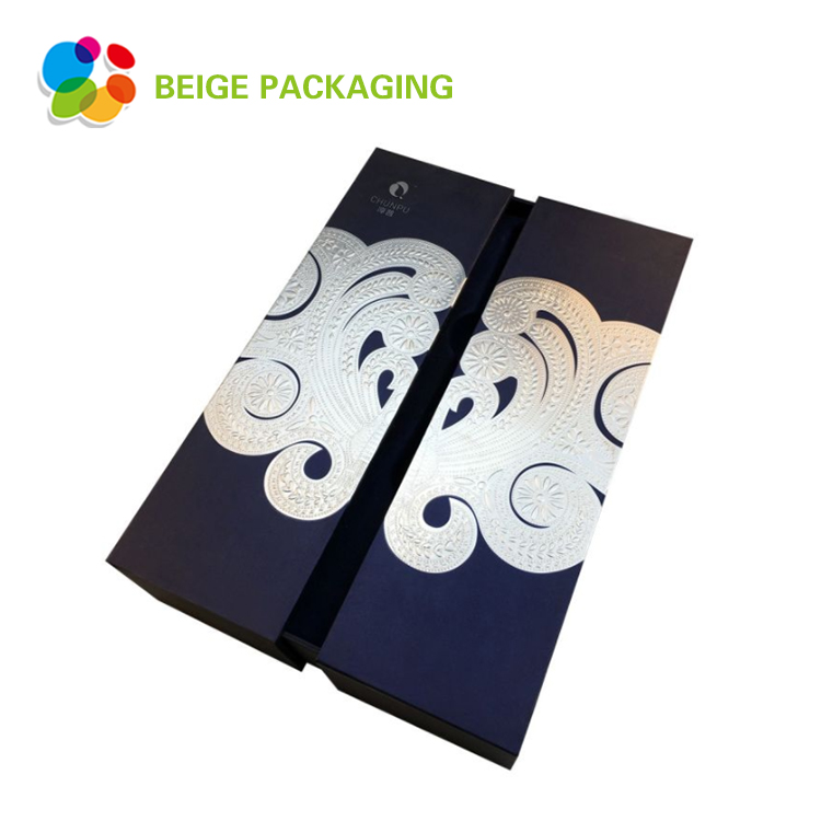 Top grade fashion design wine packaging box