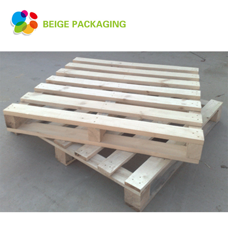 Manufacture wooden pallet euro sizes 4 way