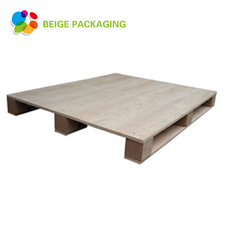 Hot selling 4-way entry plywood wooden pallet