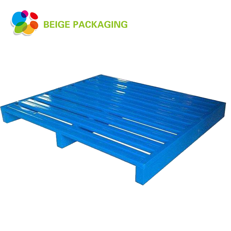 warehouse storage galvanized Euro steel pallet