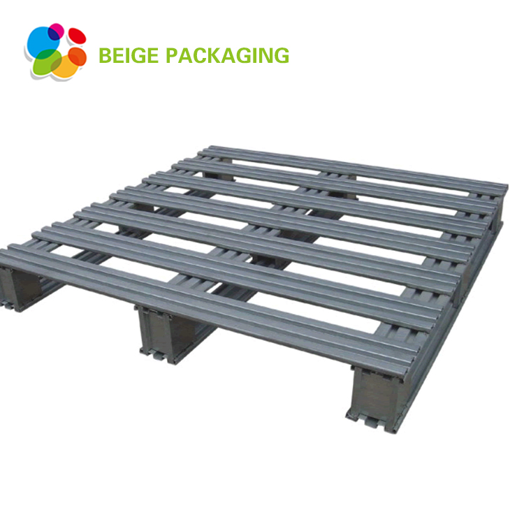 Heavy duty 1200*1000 steel pallet for shipment